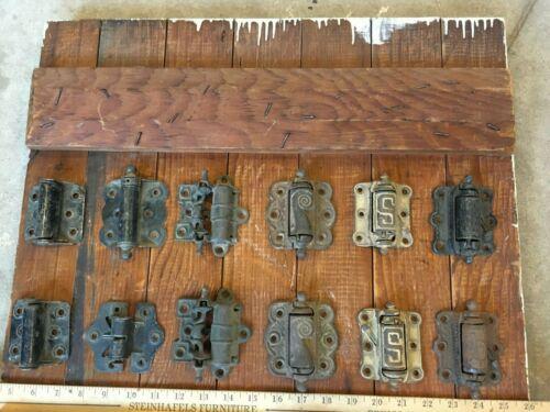antique screen door hinges [ per pair ]
