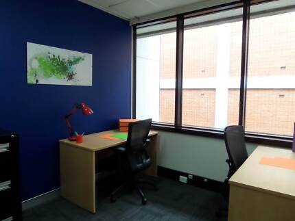 Office Work Space for 2 in Prime Location of Parramatta CBD Parramatta Parramatta Area Preview