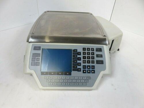Hobart Quantum ML 29032-BJ Digital Deli Grocery Scale & Printer Tested Good