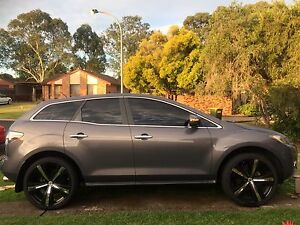 2008 Mazda CX7 Kearns Campbelltown Area Preview