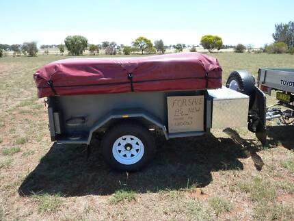 MDC Extreme camper trailer Dubbo Dubbo Area Preview