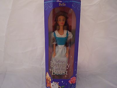 1992 Mattel Disney Classics Belle from Beauty and the Beast #1647  -  NRFB !!