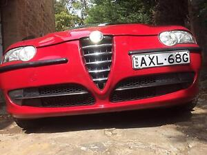 2004 Alfa Romeo 147 Hatchback Carlingford The Hills District Preview