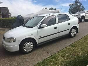 2003 Holden Astra Hatchback Maitland Maitland Area Preview