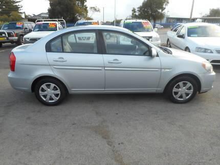 2007 Hyundai Accent Sedan Perth Perth City Area Preview