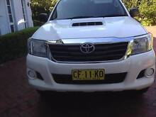 2013 Toyota Hilux St Ives Ku-ring-gai Area Preview