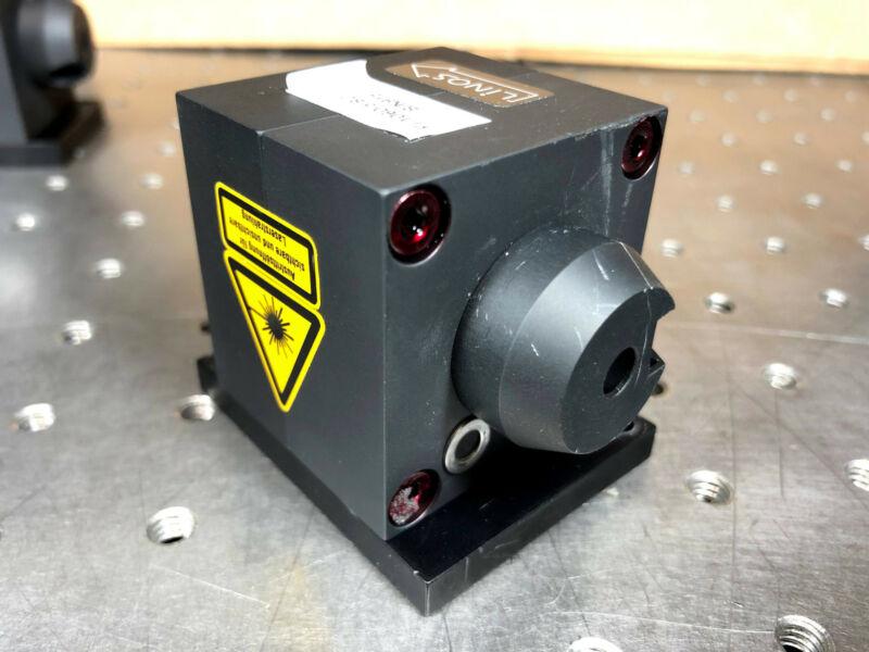 Faraday Isolator 1064nm 5mm Aperture Linos FI-1060-5 SC-HP YAG/Fiber Laser