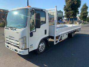 2010 Isuzu NLR200 -  Auto - 6mtr Tray - Low Ks Campbellfield Hume Area Preview