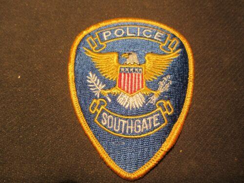 SOUTHGATE  POLICE  PATCH
