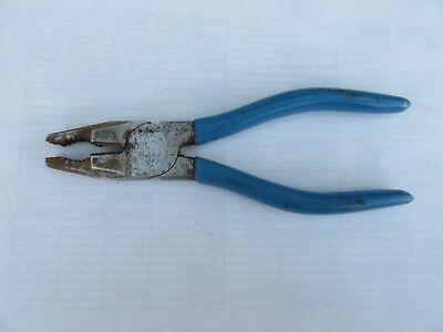 seltene Kombizange verchromt der Fa. W. Gott Solingen L. 180 mm gebraucht kaufen  Heusweiler