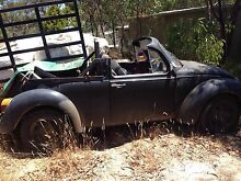 Vw beetle/farm buggy rolling chassis Hahndorf Mount Barker Area Preview