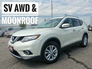 2016 Nissan Rogue SV Sunroof Heated Seats  FREE Delivery