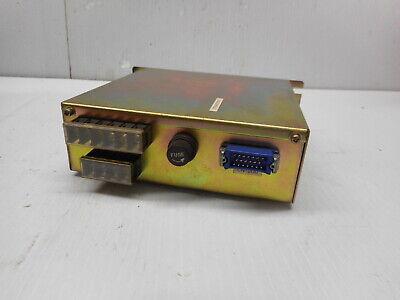 Mazak Power Supply Box Model D70ub001832 Ac100v