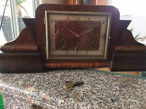 Vintage Mantel Clock - Made in England Forestville Warringah Area Preview