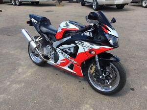 2001 CBR 929 Erion Racing Edition