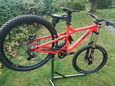 Commencal Supreme Dh Downhill Full Suspention Mountain Bike - Size Large