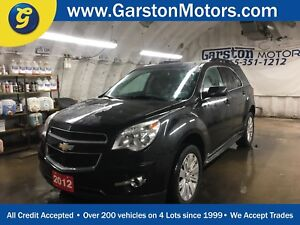 2012 Chevrolet Equinox 2LT*AWD*POWER SUNROOF*LEATHER*BACK UP CAM