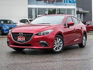 2014 Mazda Mazda3 GS, REAR CAMERA, BLUE TOOTH