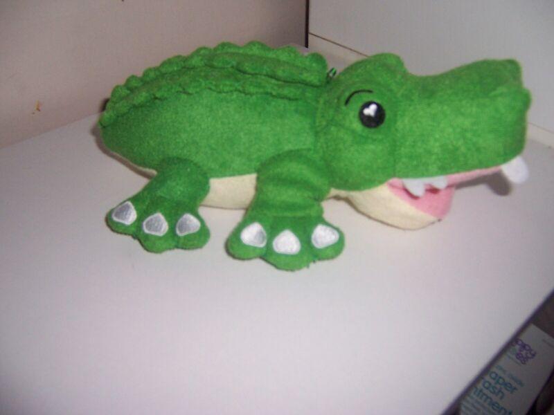 SoapSox alligator  bathing baby New