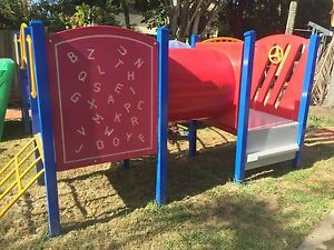 Forpark commercial playground/equipment Coopers Plains Brisbane South West Preview