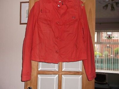 ladies summer  jacket from treasure island, mint condition, size12/14