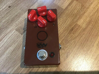 JHS Angry Charlie Excellent Condition Overdrive Distortion