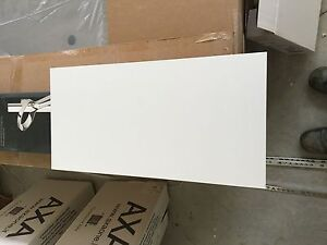 White gloss 300x600 rectified wall tiles Bundall Gold Coast City Preview