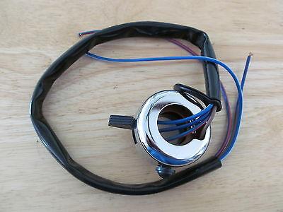 S3857 BSA TRIUMPH MATCHLESS VELOCETTE 78 WIPAC TYPE DUCON HORN DIP S