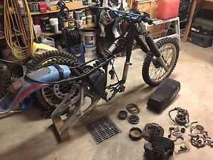 Yamaha 465 project bike for sale