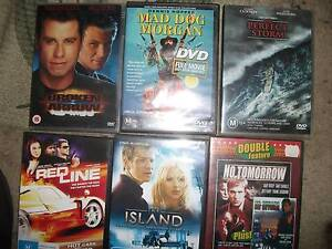 assortment dvds 2 Scoresby Knox Area Preview