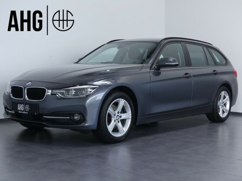 BMW 320d xDrive Touring Sport Line HEAD-UP/STOP&GO