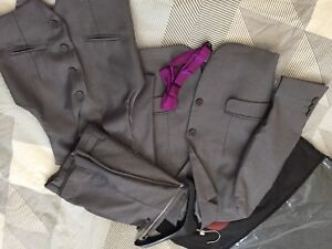Suit and shoes size 4T