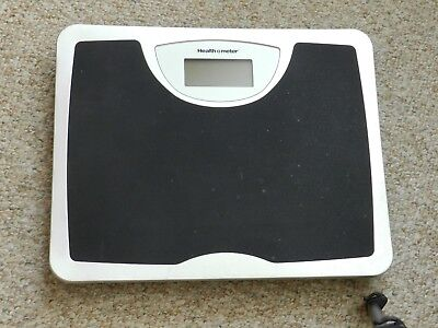 Black Plastic Health o Meter Weight Digital Scale Model HDL543DQ-95