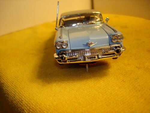 Vintage 1958 Cadillac Eldorado convertible 1/32  slot car offered by MTH