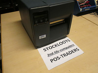 Datamax 4206 DMX-i-4206 Direct Thermal Transfer Label Printer Par Ser 86195 Inch