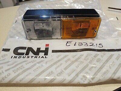 D1 Genuine Cnh Case New Holland E133215 Amber White Lamp Light