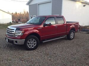 Reduced 2014 Lariat  F 150 Purchased Jan 2015