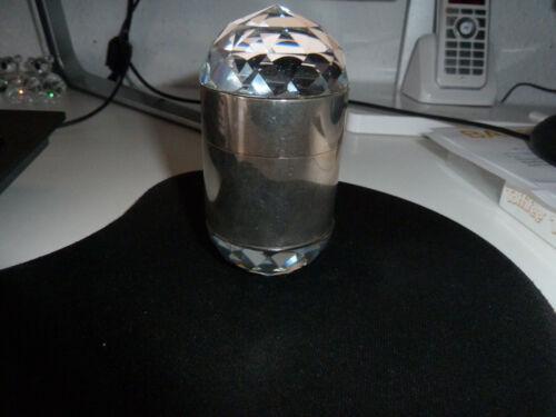 Swarovski  Feuerzeug rhodium, a. P, Rarität