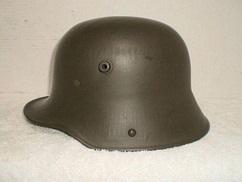 WW1 German steel helmet M16 original liner, BF64