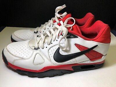 039daf57173a0 Men's Nike Air Trainer Classic Bo Jackson White Re