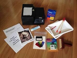 Polaroid transfer machine, kit and polaroid film East Victoria Park Victoria Park Area Preview