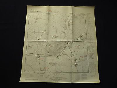 Landkarte Meßtischblatt 3765 Granowo (Schenkendorf) Reichsgau Wartheland, 1940