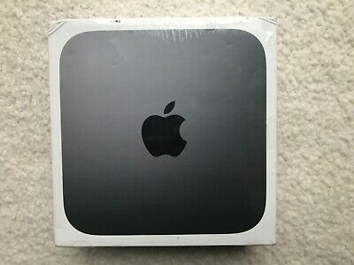 New Apple Mac Mini (2018) 3.2GHz i7 1TB SSD 16GB RAM 10 Gigabit Ethernet