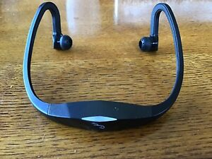Wireless blue tooth headset