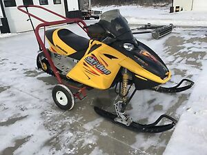 2003 Ski-Doo MXZ Rev 600 - Original Mint Shape!