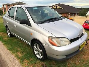 2000 Toyota Echo Sedan Rutherford Maitland Area Preview