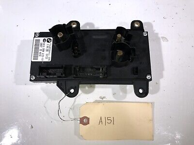 2002 - 2005 BMW 7-Series Body Power Supply Control Module Unit OEM (2005 Chrysler Town And Country Body Control Module)