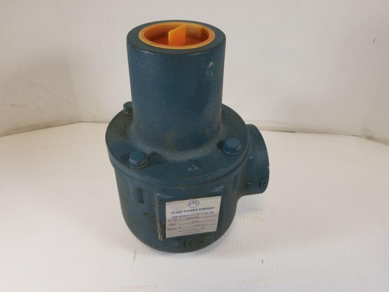 Fluid Power Energy A2030V Thermostatic Valve