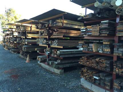 Timber Recycled Hardwood