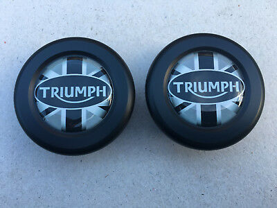 TRIUMPH TIGER 800 FRAME PLUGS SWINGING ARM BUNGS 800 XC XCX XR XRX UNI
